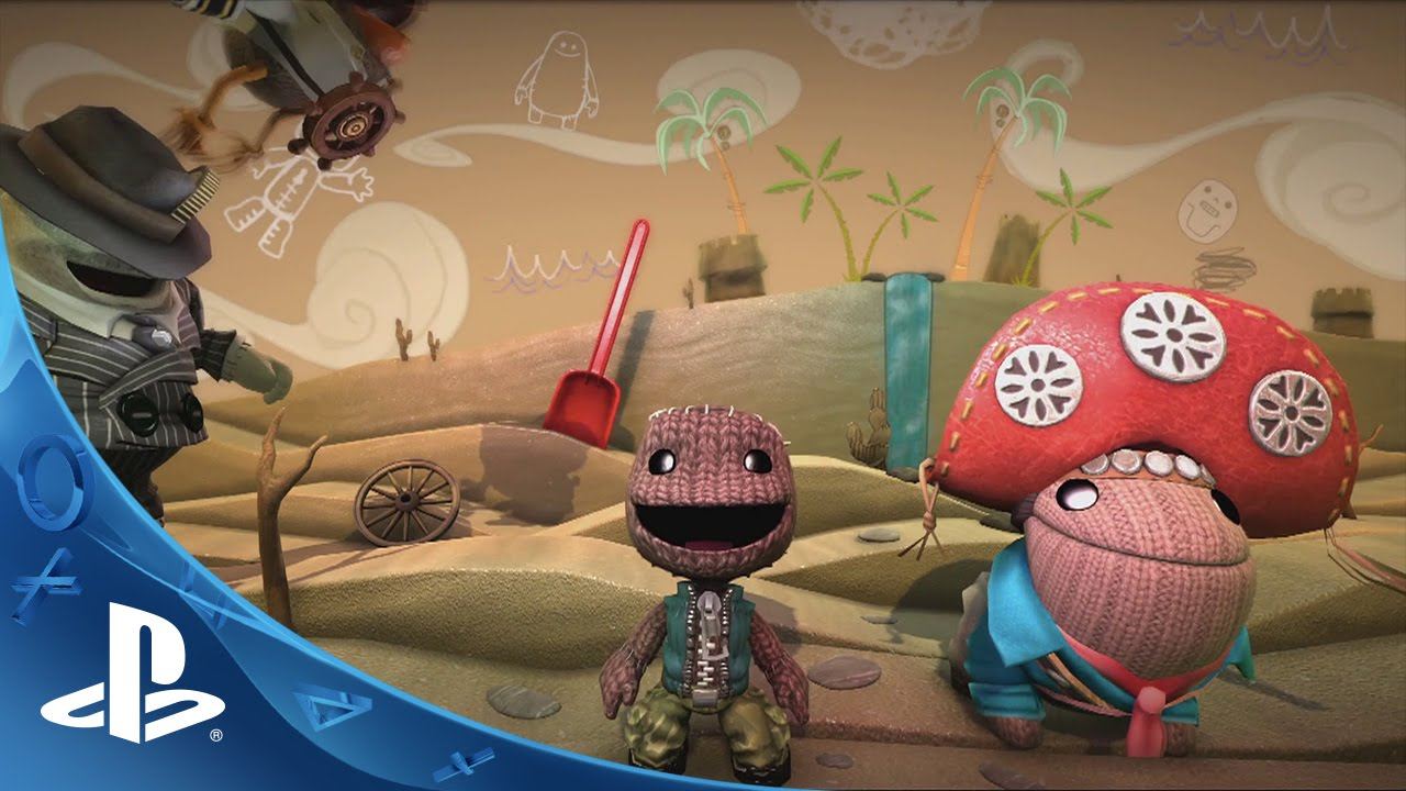 LittleBigPlanet 3 Out Now on PS4 and PS3!