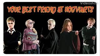 Harry Potter quiz   Your Best Friend at Hogwarts