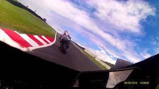 Oulton Park Testing