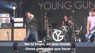 Young Guns -- I Was Born I Have Lived I Will Surely Die sub español