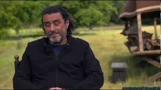 Interview de Ian McShane - Jack The Giant Slayer