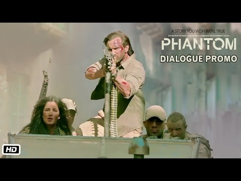 Phantom   Dialogue Promo 2   Saif Ali Khan & Katrina Kaif