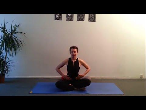Гормональнай йога - Стимуляция яичников / эстроген - Женское здоровье / яичники