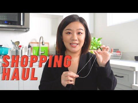 近期购物+爱用品分享 Sharing what I've bought recently