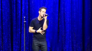 Joe McIntyre singing I Love You Came Too Late during Joe TIme - NKOTB Cruise '17