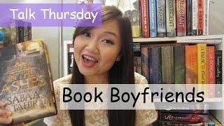 Book Boyfriends | Talk Thursday