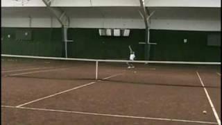 Different Tennis Serve Speeds