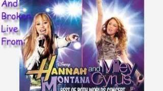 Good And Broken - Miley Cyrus [LIVE VERSION]