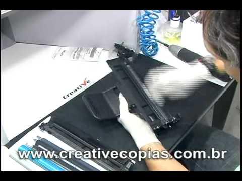 Video Recarga Toner Samsung SCX 4521, SCX4521F, SCX-4521D3