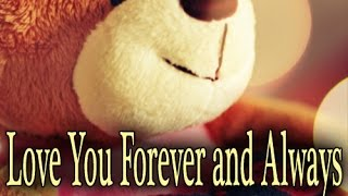 """Love You Forever: and Always"" by Anonymous"
