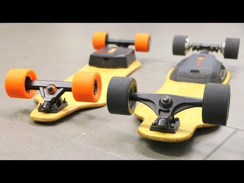 $389 Electric Skateboard Review – Pomelo vs Landwheel Comparison