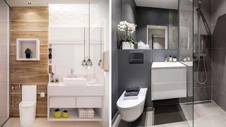 Thiết kế phòng tắm nhỏ đẹp 2020 | Ý tưởng phòng tắm và nhà vệ sinh khu vực nhỏ mới nhất