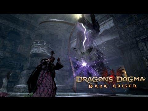 Dragon´s Dogma: Dark Arisen ukazuje nepřátele