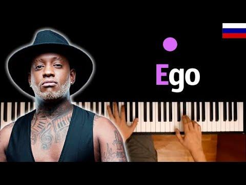 🇷🇺 Willy William - Ego (НА РУССКОМ) ● караоке | PIANO_KARAOKE ● ᴴᴰ + НОТЫ & MIDI