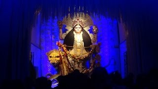 preview picture of video 'Natunpara Chandannagar Jagaddhatri Puja 2014 - Bengali Festivals HD Video'