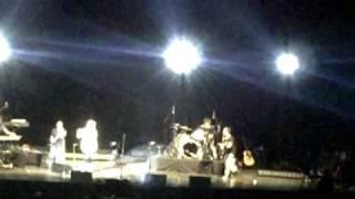 Christine Evans at Michael W. Smith concert Copps Coliseum 5-16-09 Christine Evans 1of