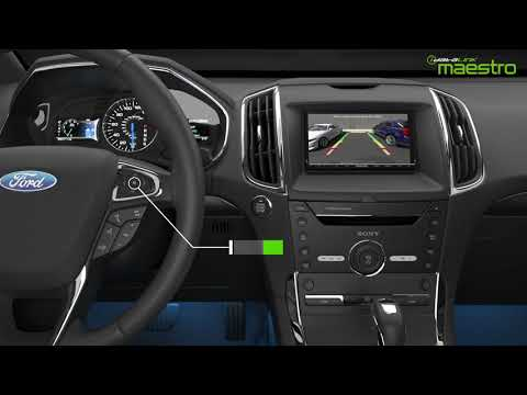 Maestro RR - Controlling a Ford Multi-Angle camera from an aftermarket radio