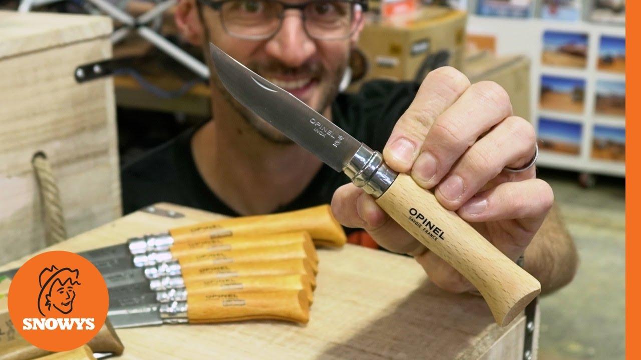 N°08 Carbon Knife