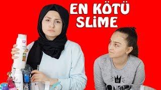 ÇARKIFELEK Ne Çıkarsa Slime Challenge | Sizce EN KÖTÜ SLİME hangisi !! 😱