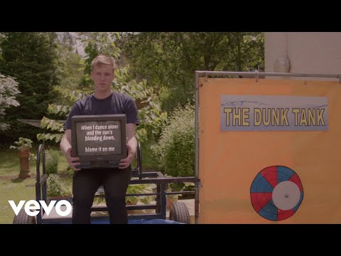 George Ezra Blame It On Me Lyric Video