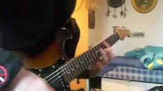 Zimmer's Hole - 1312 on guitar.