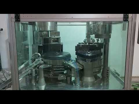 PF-90T Fully Automatic Capsule Filling Machine