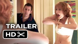 Blended Official Trailer 1 2014  Adam Sandler Drew Barrymore Comedy HD