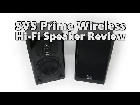 SVS Prime Wireless Hi Fi Speaker Review