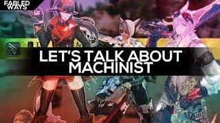 ffxiv machinist anima weapon - TH-Clip