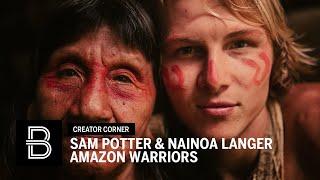 AMAZON WARRIORS   By Sam Potter And Nainoa Langer   Beautiful Destinations