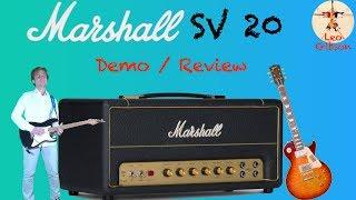 Marshall SV20H & SV212 - Turn It Up! - Самые лучшие видео
