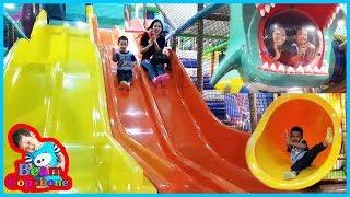 น้องบีม | เล่นสวนสนุก เที่ยวนครปฐม เซ็นทรัลศาลายา