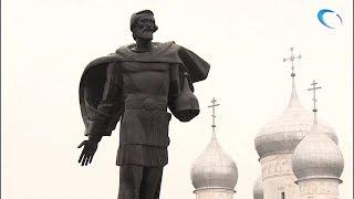 В Великом Новгороде отметили годовщину Ледового побоища