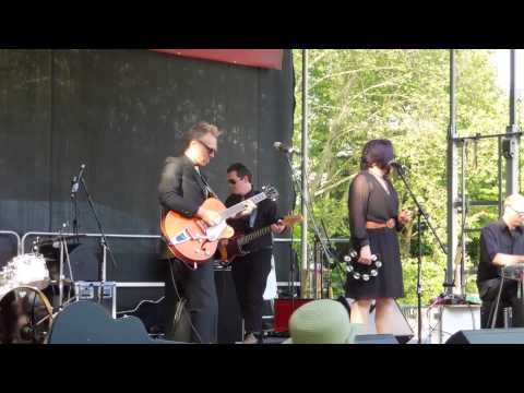 """Precious Thing"" Live at NW Folklife"