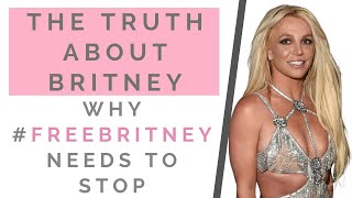 THE TRUTH ABOUT BRITNEY SPEARS: How To Be Assertive vs Aggressive And Get Respect | Shallon Lester