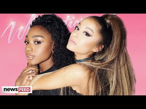Ariana Grande and Normani COLLAB On New Song 'Motivation'!