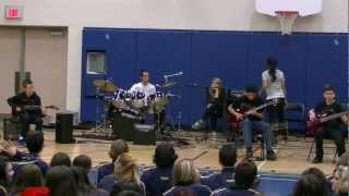 Elusive Sound - Band Cover - Sidewinder by Avenged Sevenfold at the Talent Show