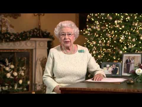 Queen Elizabeth II speaks about Jesus Christ in Christmas message ...