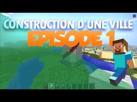 comment construire ville minecraft