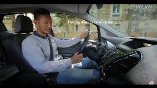 Kinh nghiệm lái ô tô - Cơ bản cần nắm khi lái xe số tự động
