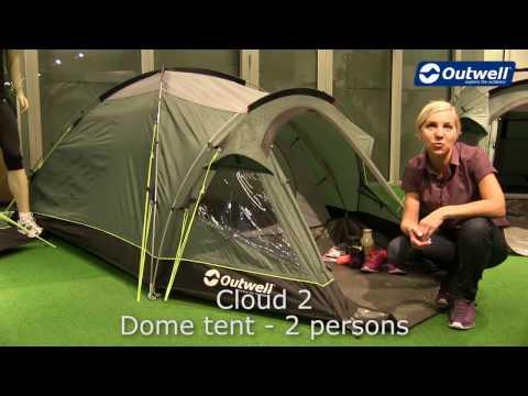d95e6127186 Двуместна палатка Outwell Cloud 2 модел 2018   Палатки ...
