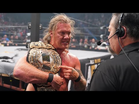 Why Chris Jericho Has A HUGE Surprise For AEW Full Gear