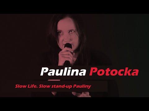 Baaardzo wolny Stand Up Pauliny Potockiej