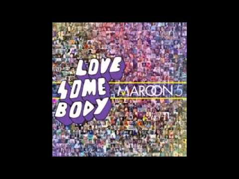 Maroon 5 Love Somebody Instrumental Official