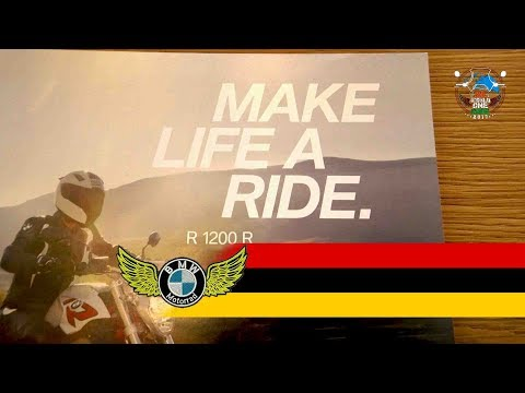 Download WORLD RIDE 2017 || EP. 63 || BMW MOTORRAD,Munich,GERMANY HD Mp4 3GP Video and MP3