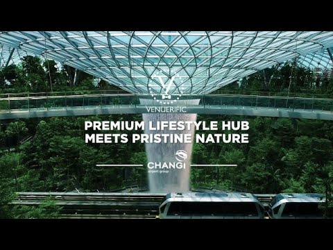 Jewel Changi Airport  video preview