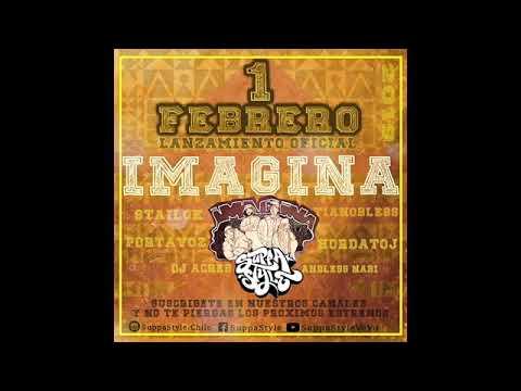 Suppastyle Imagina Feat Hordatoj  Portavoz
