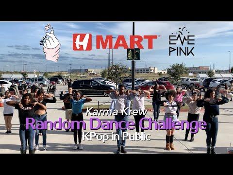 [KPOP IN PUBLIC CHALLENGE] Random Dance Challenge HMart Event Day 2 Part 1 2019 || Karma Krew