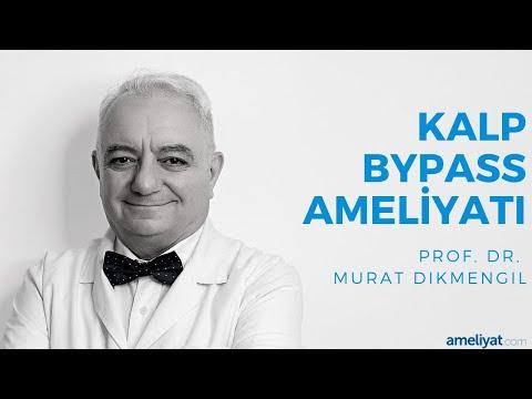 Kalp Bypass Ameliyatı (Prof. Dr. Murat Dikmengil)
