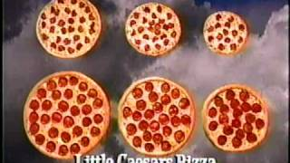 Little Caesars Pizza Commercial - (1996).mpg